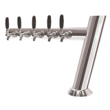 Zenith 5 Faucet - Chrome Finish - Glycol Cooled