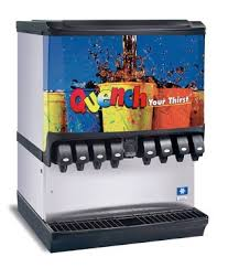 Servend SV-250 Ice/Beverage Dispenser