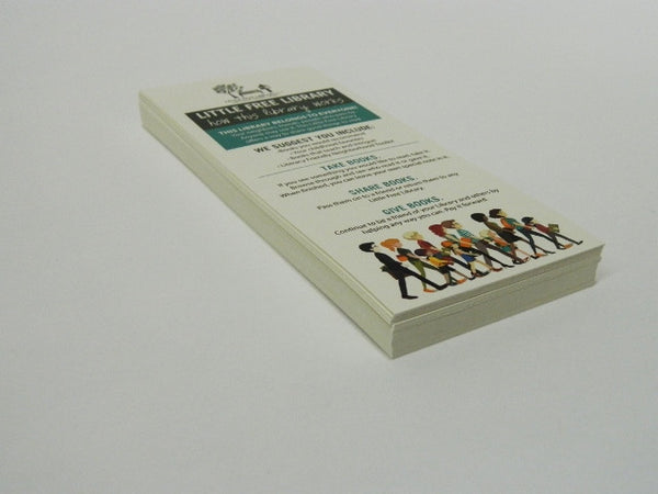 Information Card Bundle