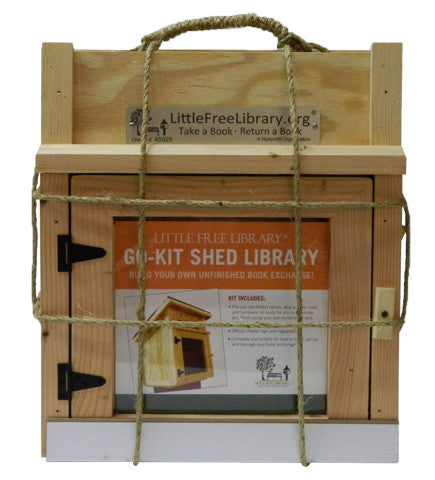 Go-Kit Shed