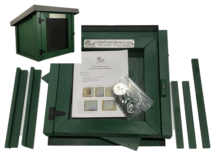 Cottage Green Kit