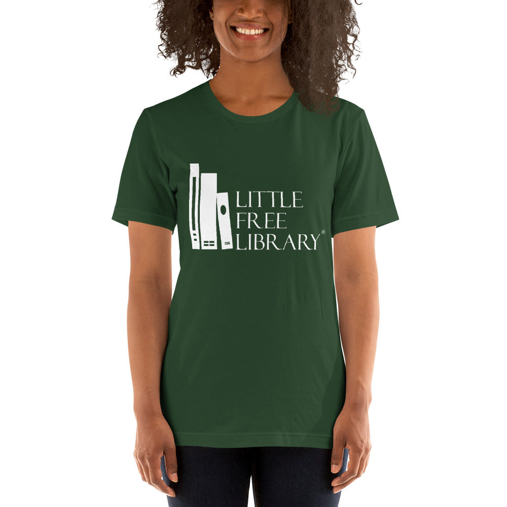 Little Free Library Forest Shirt