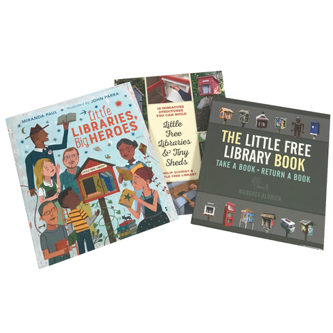 Little Free Library Book Bundle
