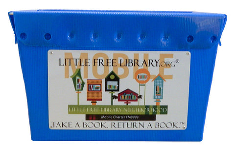Mobile Little Free Library