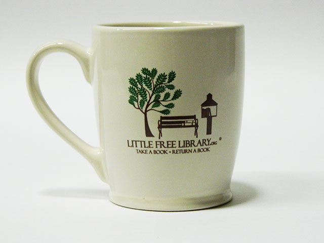 Little Free Library Mug