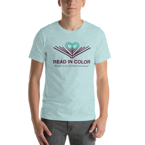 Read in Color Shirt