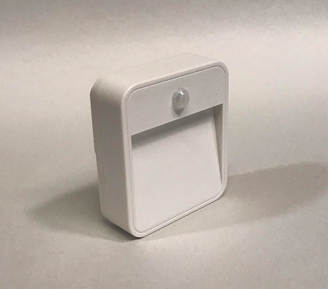 Motion Sensor Library Light
