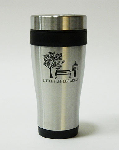 Little Free Library Travel Mug