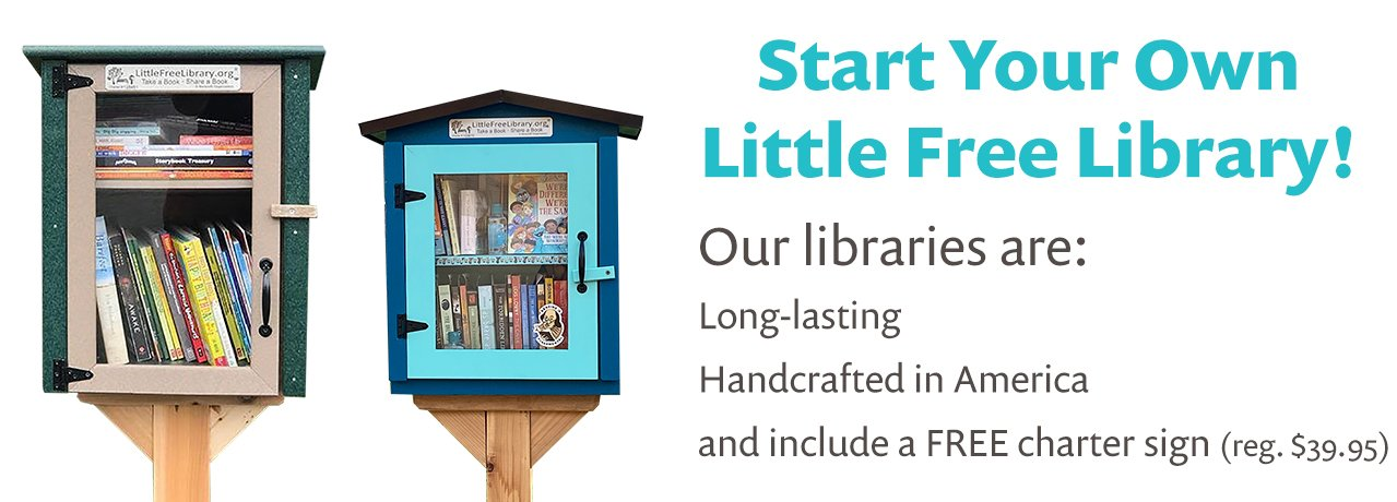 Start a Little Free Library
