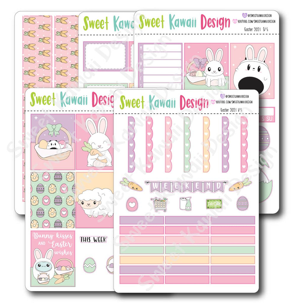 Weekly Kit  - Easter 21 HORIZONTAL