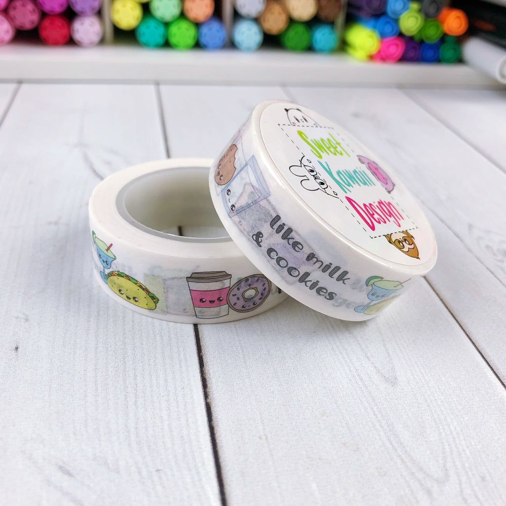 Perfect Match Washi Tape 15mm x 10m