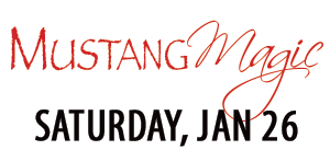 January 26, 2019 - Saturday - Mustang Magic