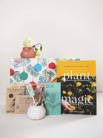 The Plant Magic Gift Box