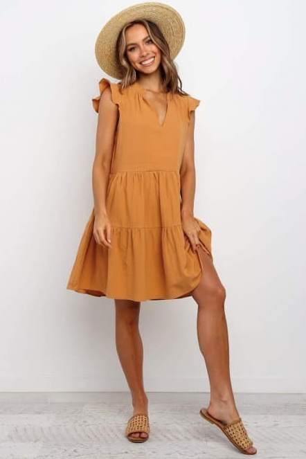 Lily Tiered Dress