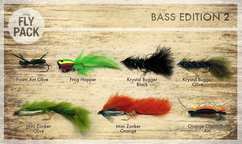 Fly Pack Bass Editions