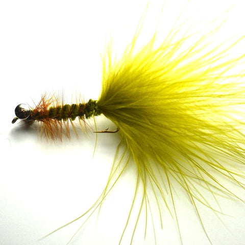 Barbell Eye Woolly Bugger