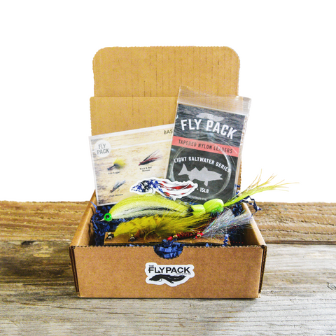 Bass Fly Subscription
