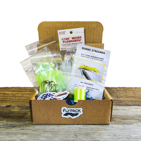 Bass Fly Tying Subscription