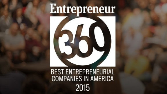 "Raizana One of ""Best Entrepreneurial Companies in America"""
