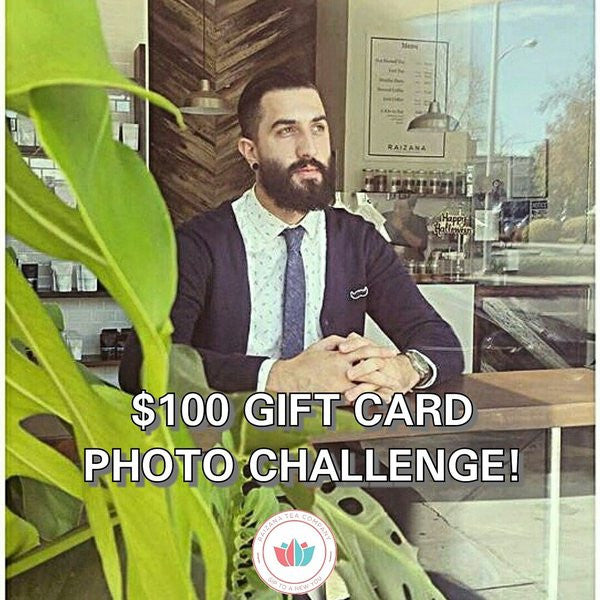 $100 GIFT CARD PHOTO CHALLENGE