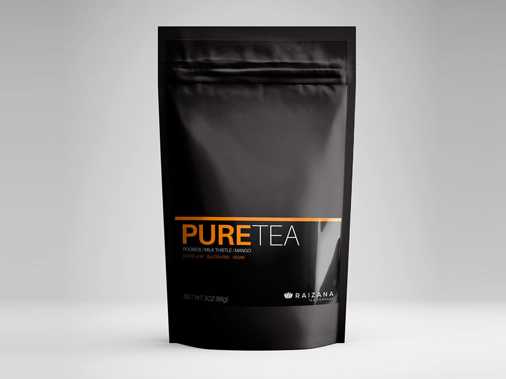Raizana PureTea: All Natural Detox Tea Infusion