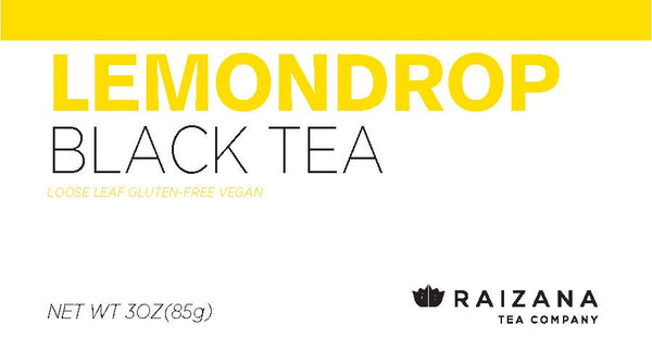LEMONDROP: Orange Pekoe Black Tea - Raizana Tea Co - 3