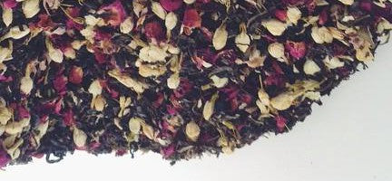 ROSE JASMINE Green Tea - Raizana Tea Co - 5