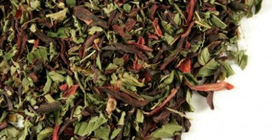 HAPPYTEA: St. John's Wort + Yerba Mate + Hibiscus (Herbal Tea) - Raizana Tea Co - 5