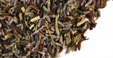 SLEEPYTEA: Passionflower + Valerian + Lavender + Orange (Herbal Tea) - Raizana Tea Co - 5