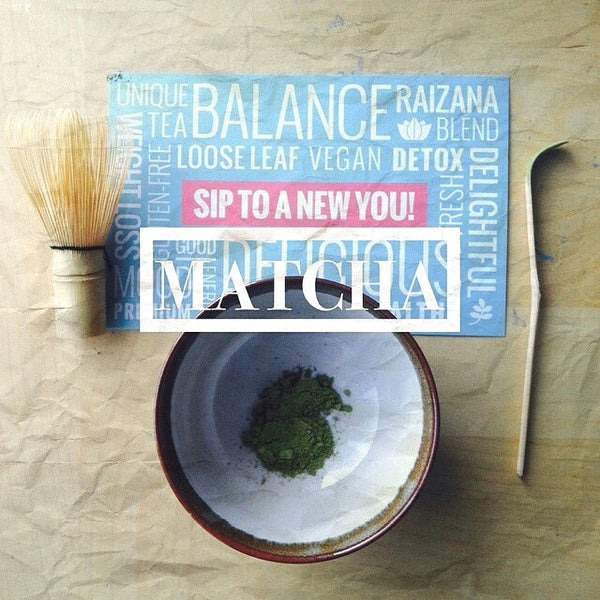 Matcha Green Tea - Raizana Tea Co
