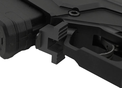 Black Ruger Precision Rifle Extended Magazine Release