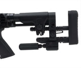 Adjustable Rifle Picatinny Rail Mount Monopod Presicion Rifle Monopod