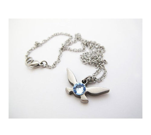 LIMITED EDITION Legend Of Zelda Necklace Zelda Navi Necklace Jewelry