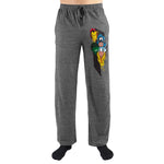 Marvel Comics Original Avengers Print Men's Loungewear Lounge Pants Gift