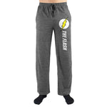 DC Comics The Flash Logo Print Mens Loungewear Lounge Pants