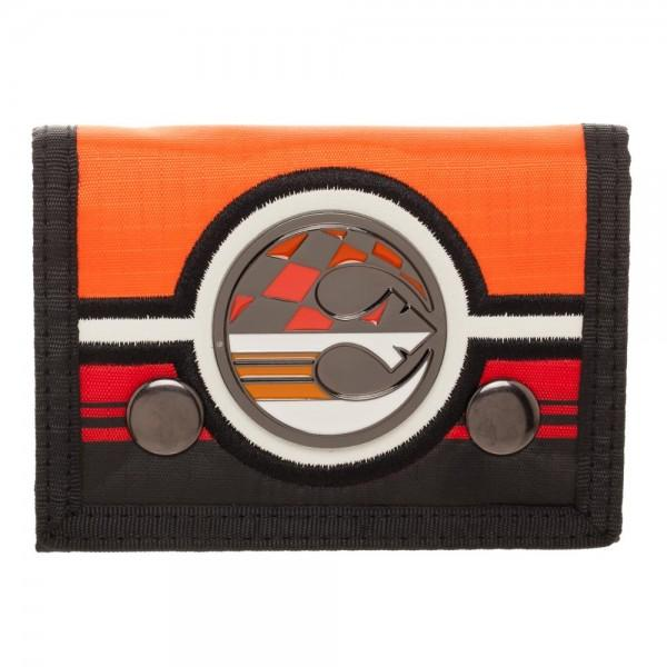 Star Wars Episode 8 Button Down Wallet