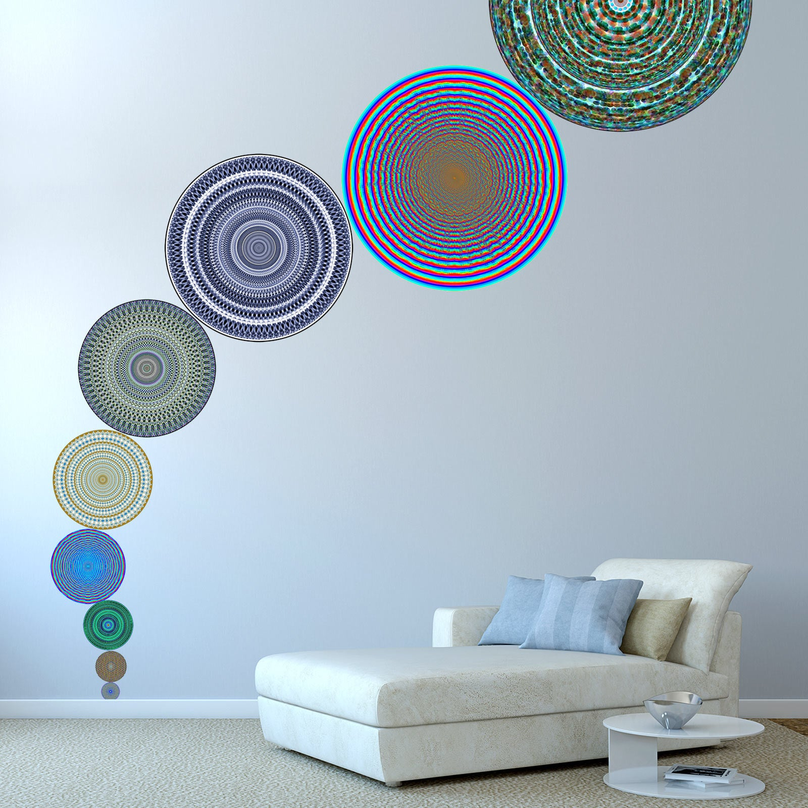 Wall Sticker Sets and Murals - Conspicuous Design