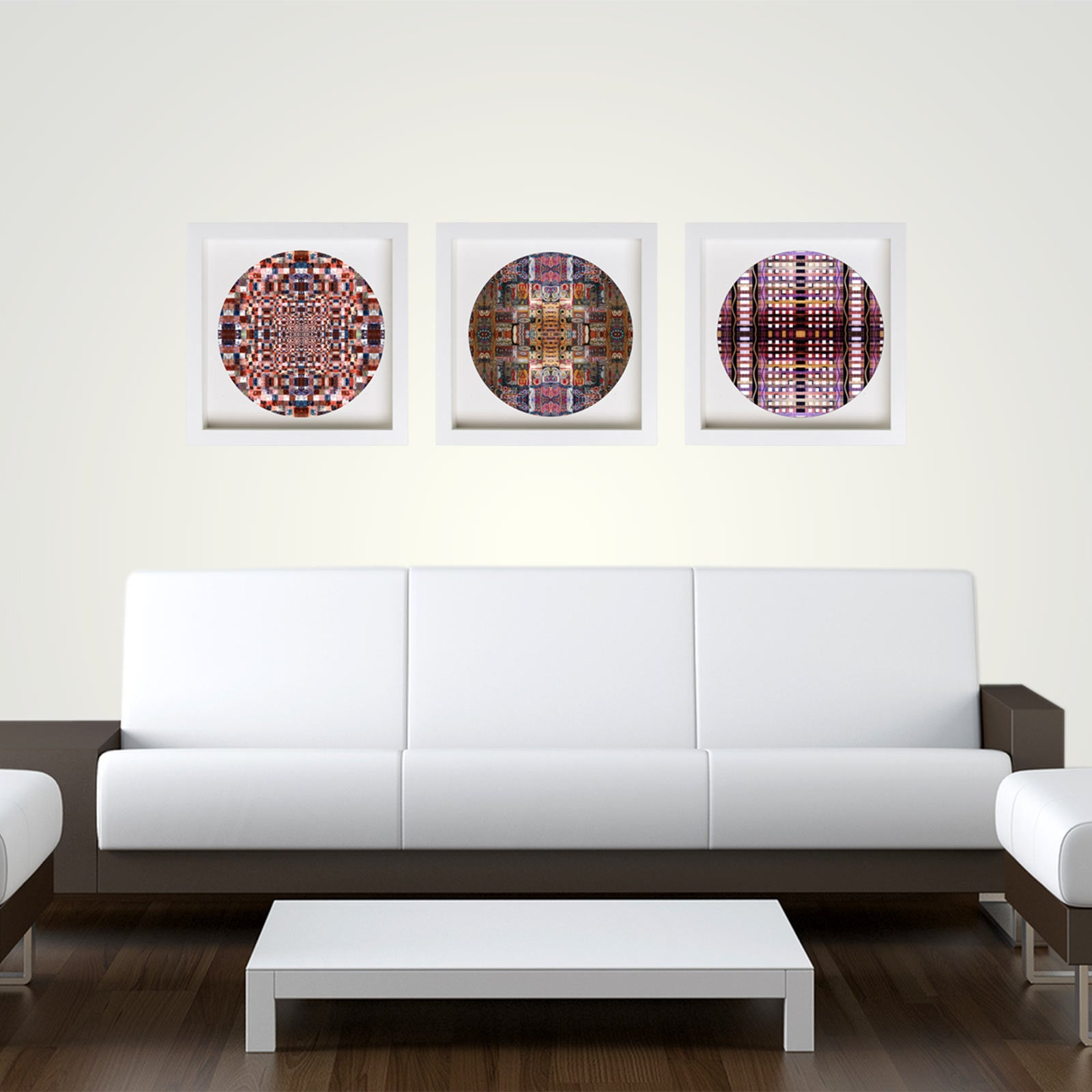 Framed Abstract Pattern Art Prints Tagged \