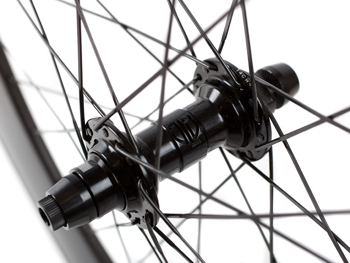 BLB NOTORIOUS 90 - WHEELSET BLACK