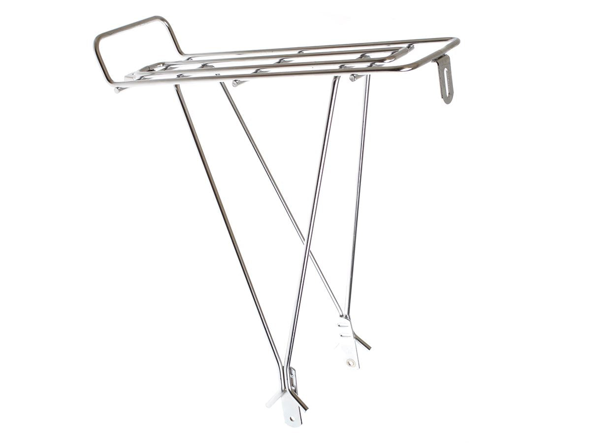 WALD 215 REAR RACK - CHROME