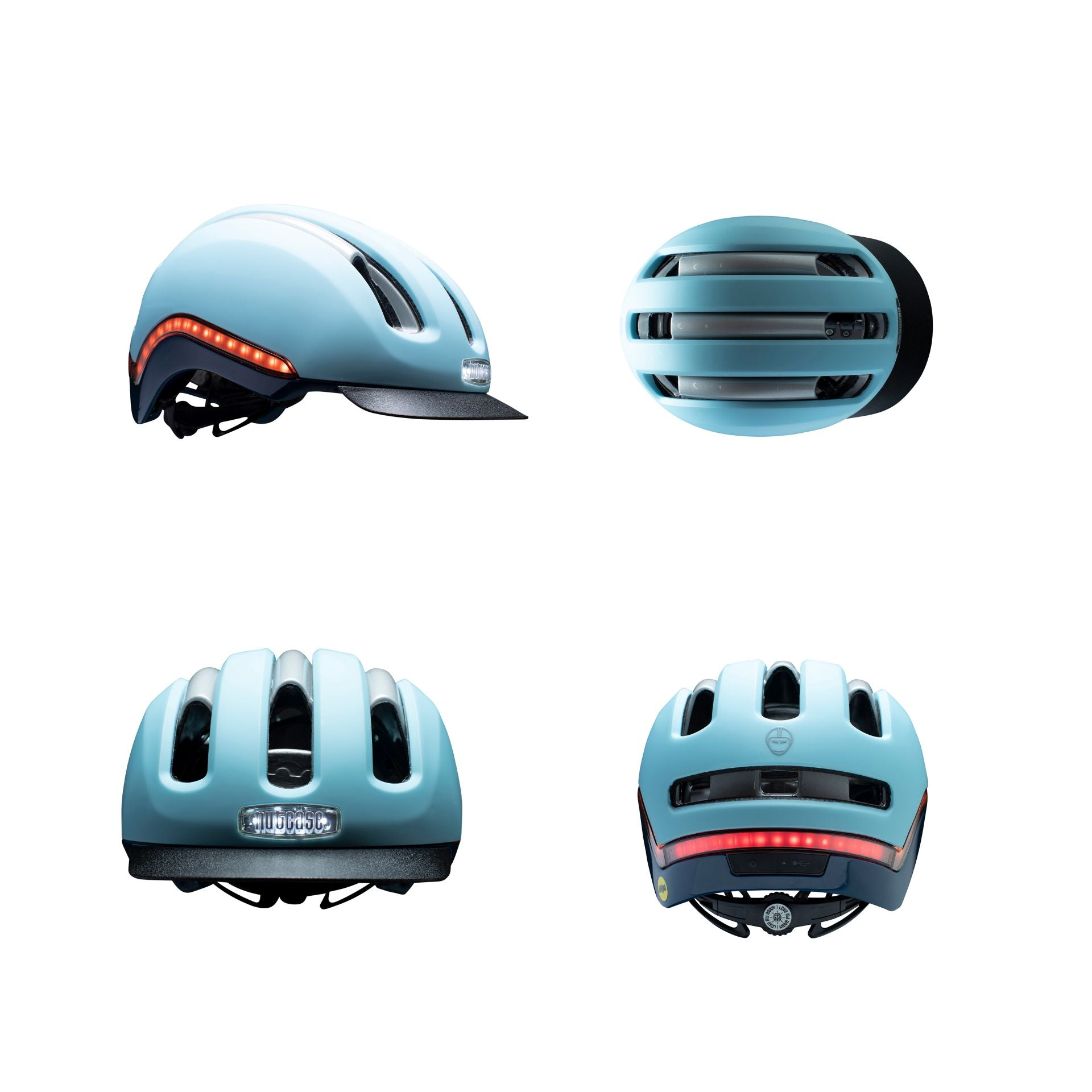 Nutcase Helm Vio Kit