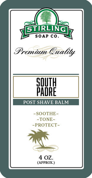 Stirling South Padre Aftershave Balm