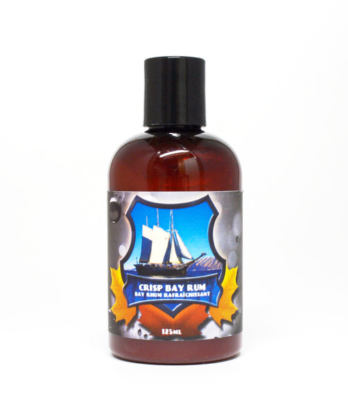 Soapy Bathman Crisp Bay Rum Aftershave Balm