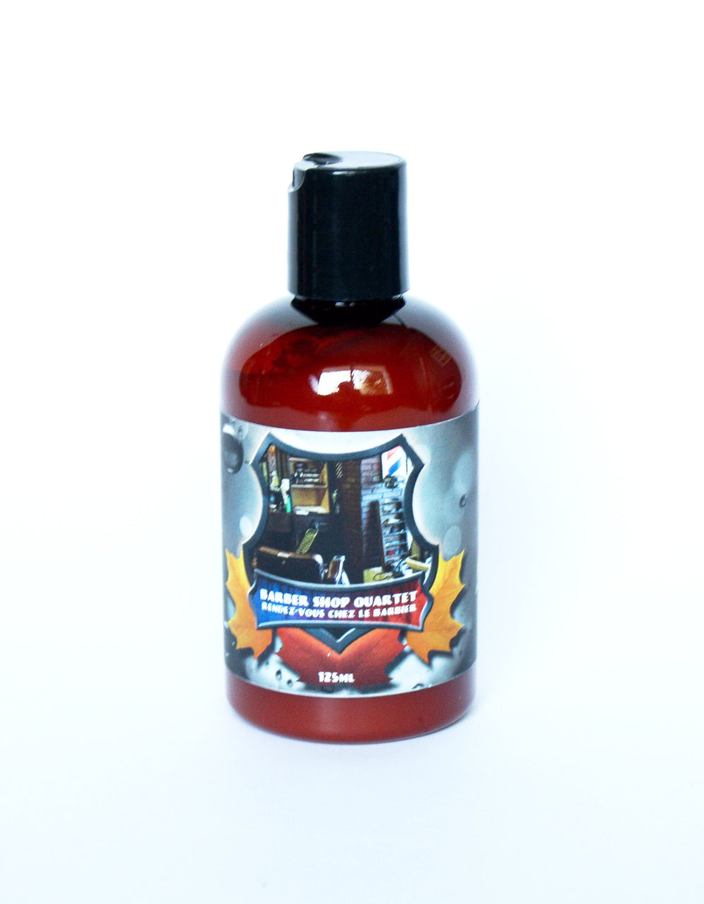 Soapy Bathman Barbershop Quartet Aftershave Balm