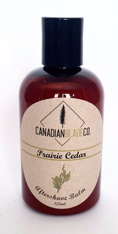 Canadian Blade Co. Prairie Cedar Aftershave Balm