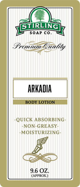 Stirling Soap Co. Arkadia Body Lotion
