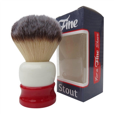 "Fine Accoutrements 24mm ""Stout"" Shaving Brush"