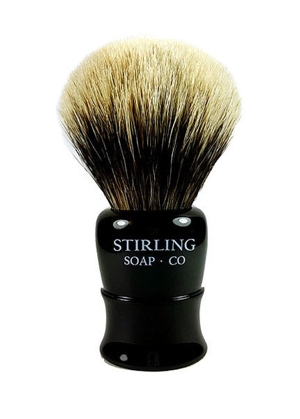 Stirling 26mm Finest Badger Shave Brush