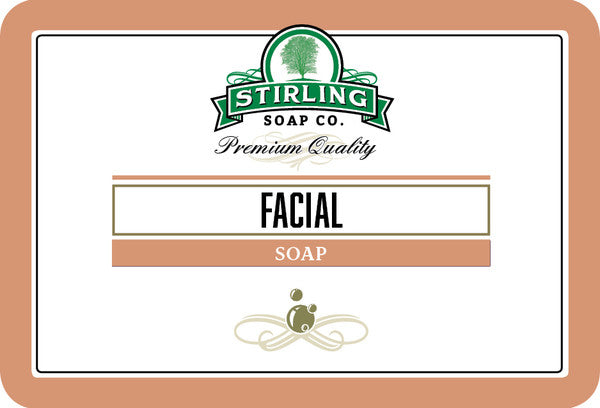 Stirling Facial Soap