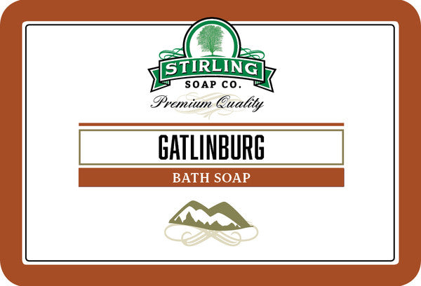 Stirling Gatlinburg Bath Soap